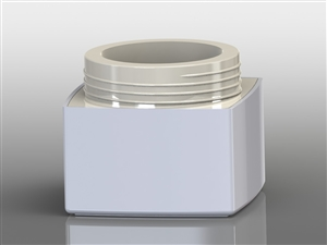 Square, 50 ml, LSQ050PP